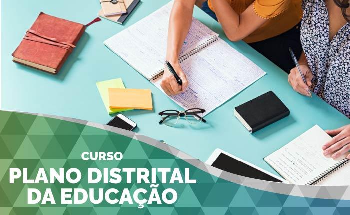 plano distrital da educação